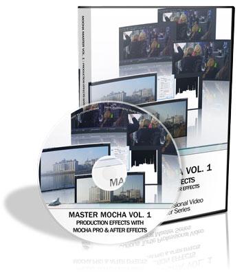 Mocha Pro&After Effects高级跟踪教程Curious Turtle - Master mocha Vol.1 : Production Effects with mocha Pro & After Effects