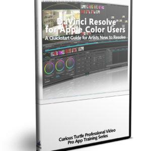 DaVinci Resolve for Apple Color Users