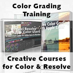 Color Grading Tutorials